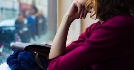 Столик на одну: Каково быть вдовой в 30 лет
