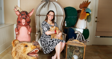 Несамовито щаслива: Життя, антипсихотики та книжки Дженні Ловсон