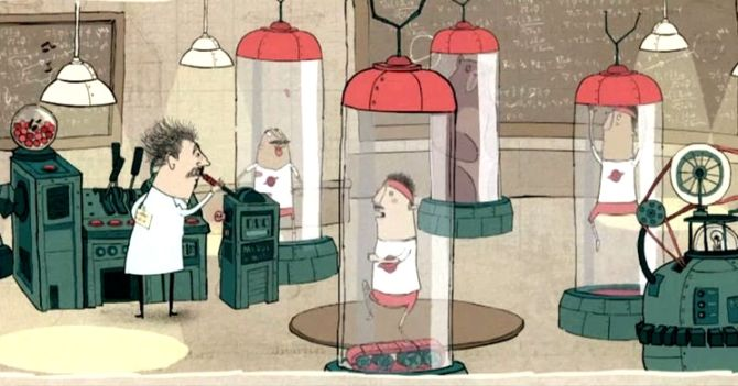 BBC Science Club: 6 образовательных мультфильмов для детей