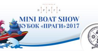 Mini Boat Show кубок Праги 2017