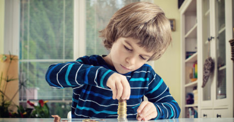 Деньги от А до Я: 6 уроков финансовой грамотности для детей и родителей