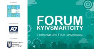 Kyiv Smart City Forum 2017