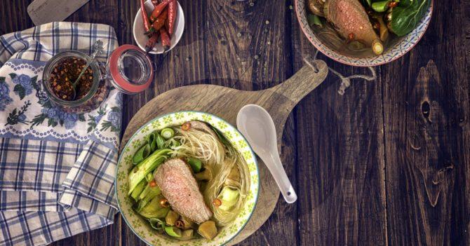 WoMo CookAround: Три рецепта из центрального Китая