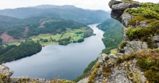 Маршрут № 1 по Норвегии: От Бергена до столицы викингов