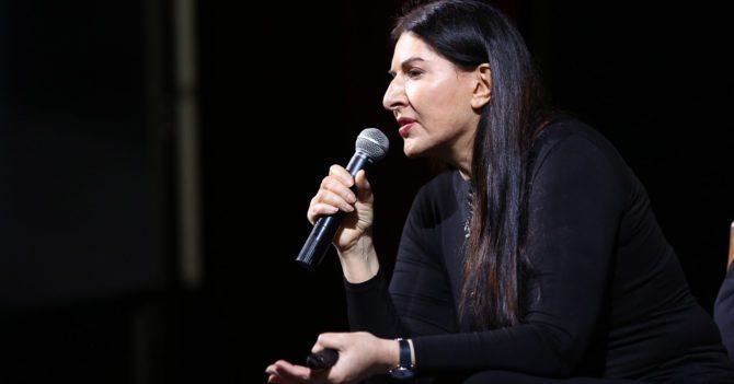"""Марина Абрамович: """"Я никогда не чувствовала, что старею, потому что я сохраняю в себе любопытство к миру"""""""