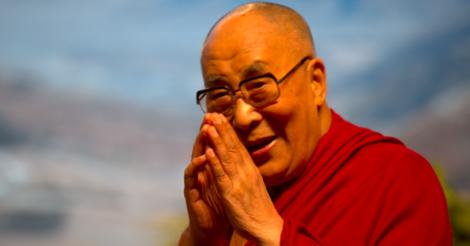 """Далай Лама: """"Если детей не ласкать, не обнимать, то есть не любить по-настоящему, то их нормальное развитие обречено"""""""