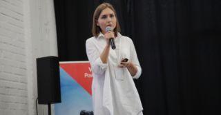 Плюс на мінус: Ганна Новосад про проблеми та позитивні зрушення в українській науці