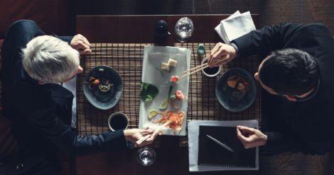 CityGuide: 15 ресторанов Киева для бизнес-встреч