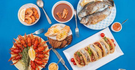 Fish & Chips: 4 правила подачи рыбы и морепродуктов