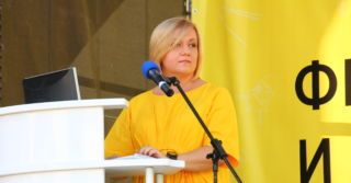 """Оксана Макаренко: """"Воспитание инноватора - вызов для нашей системы образования"""""""