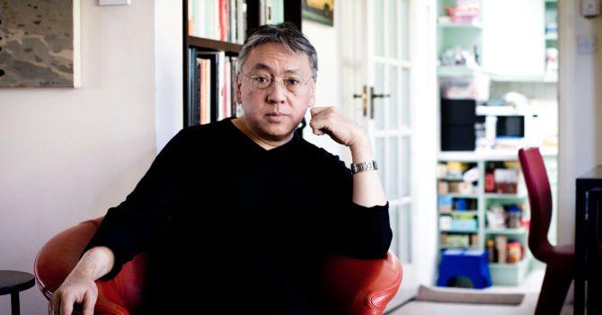 Nobel Prize: 5 произведений Кадзуо Исигуро
