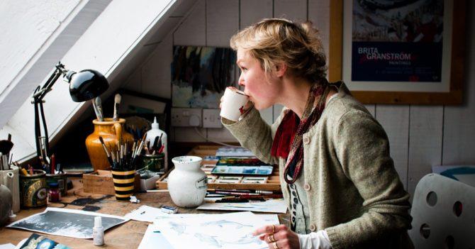 Шлях митця: Книга, яка нагадає вам хто ви є