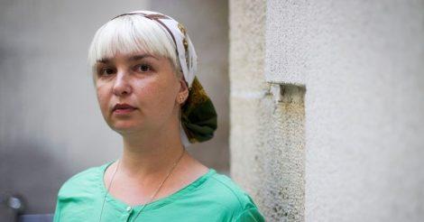 """Полина Жеребцова: """"Мой дневник во время войны в Чечне сохранял веру и надежду, ведь даже если меня убьют, дневник будет жить"""""""