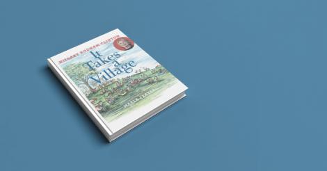 WoMo-книга: It takes a village, Хиллари Клинтон