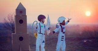 Наука у мистецтві: Як зацікавити дітей астрофізикою