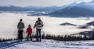 Загодя: 7 лучших горнолыжных курортов для отдыха с детьми