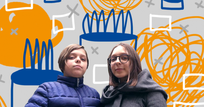 """Ирина и Илья Мельниченко: """"Хоумскулинг – это школа жизни, в реальной жизни вас потом никто не будет подстраховывать"""""""