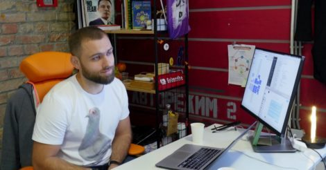 """Николай Рогинец: """"Блогер - это не хобби. Блогер - это профессия"""""""