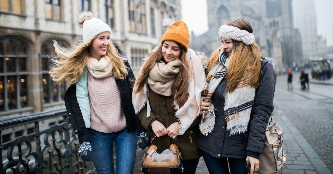 Для детей: 5 истин о дружбе