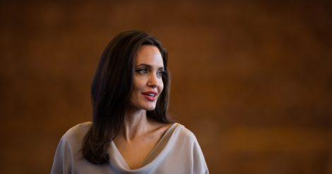 """Анджелина Джоли: """"Изнасилование не имеет ничего общего с сексом"""""""