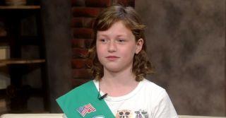 """Элис Таппер: """"Мне 10 лет. И я хочу, чтобы девочки не боялись заявлять о себе"""""""