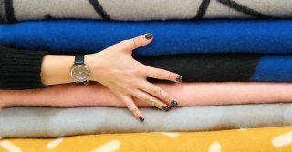 Мягкие, но с характером: Пледы на все случаи жизни от 10 украинских брендов