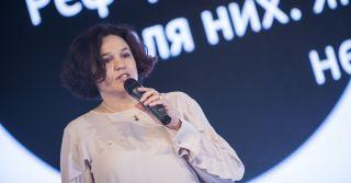 """Анастасія Леухіна: """"Якщо ти хочеш бачити якісь зміни - ставай ними"""""""