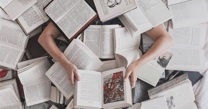 В режимі stand-by: 15 книг, які ви все ще не прочитали, і чому вони важливіші за вже прочитані