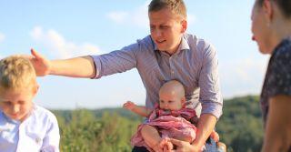Юрій Лопатинський: «Діти вчать мене не бути занадто дорослим та серйозним»