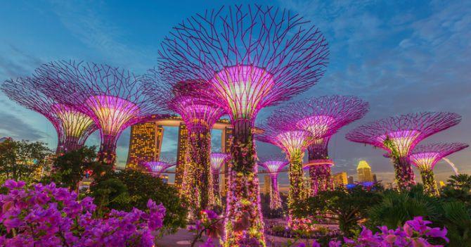 Едем в Сингапур: 4 места, которые обязательно нужно посетить с детьми