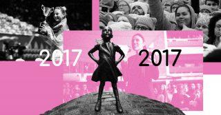 Женский год: Cобытия 2017 года, которые изменили мир