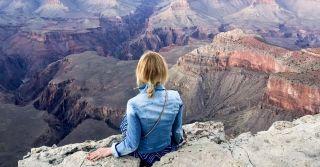 Чудеса природы США: От бирюзовых брызг Ниагарского водопада до оранжевых склонов Каньона Антилопы