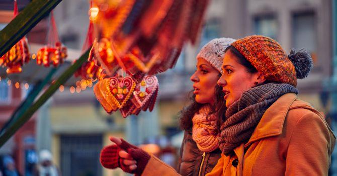 City Guide: 8 новорічних маркетів та ярмарок Києва
