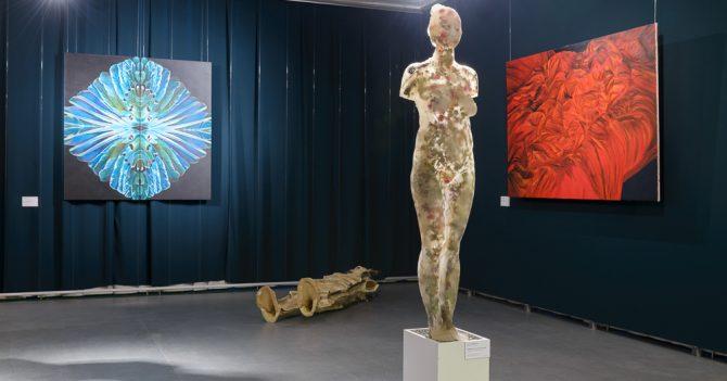 Дати гарбуза: В Музее истории Киева открыли выставку о женском взгляде на брак