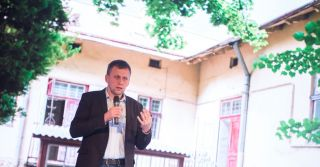 """Юрій Лопатинський: """"Я вірю, що подолати бідність можна завдяки соціальному підприємництву"""""""