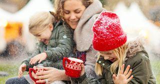 Куда пойти на выходных с детьми в Киеве 16 и 17 декабря