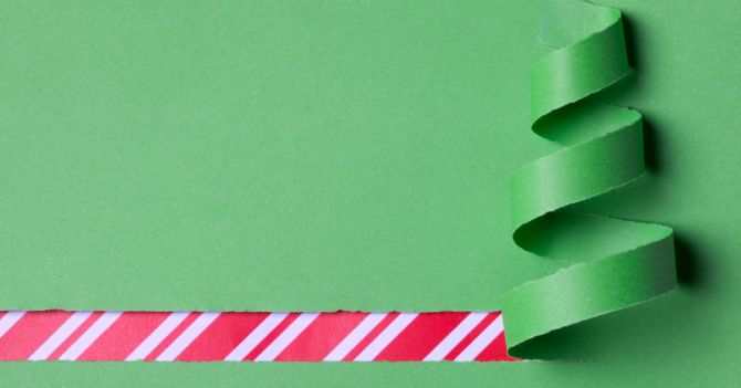 Eco-friendly Новий рік: 5 ідей для святкування