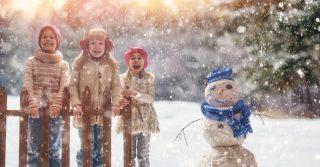 7 зимних детских лагерей Киева и области