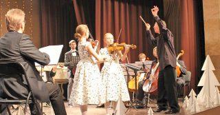 Різдвяний концерт талантів «З'єднані мовою музики»