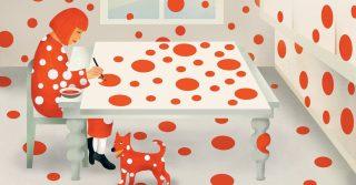Искусство видеть себя: 6 жизненных уроков от легендарной художницы Яёи Кюсама