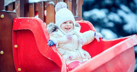Куда пойти с детьми в Киеве 29-31 декабря и 1 января