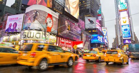 Город, который не спит: Что можно успеть сделать за 7 дней в Нью-Йорке