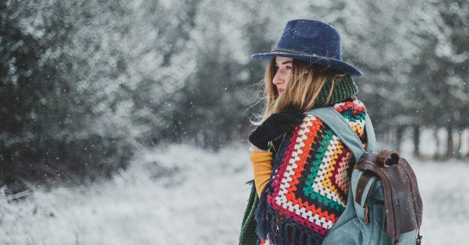 Эргономика гардероба: 5 вариантов для зимнего отпуска