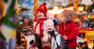 Куда пойти с ребенком в Киеве 23, 24 и 25 декабря