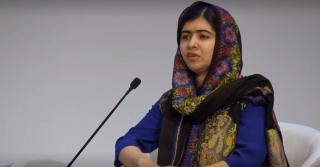 """Малала Юсуфзай: """"Когда вы выступаете за права женщин, вы автоматически становитесь феминистом"""""""