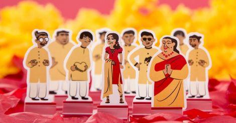 """WoMo-находка: Настольная игра для девочек """"Arranged!"""""""