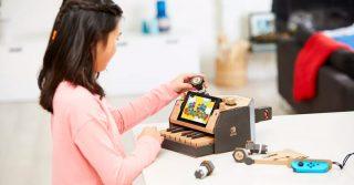 WoMo-находка: Картонные конструкторы от Nintendo