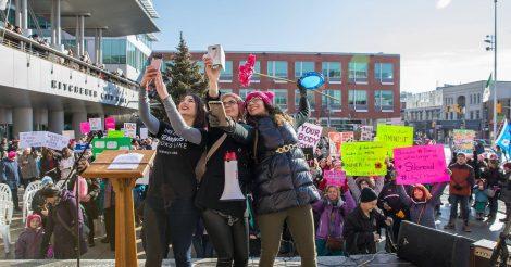 Women`s March 2.0: Зачем женщины по всему миру вновь вышли на марш