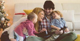 Штамп в паспорте и печать интеллекта: Что дает детям полная семья