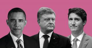 Тонка межа: Риторика Петра Порошенка, Джастіна Трюдо та Барака Обами у зверненнях до жінок